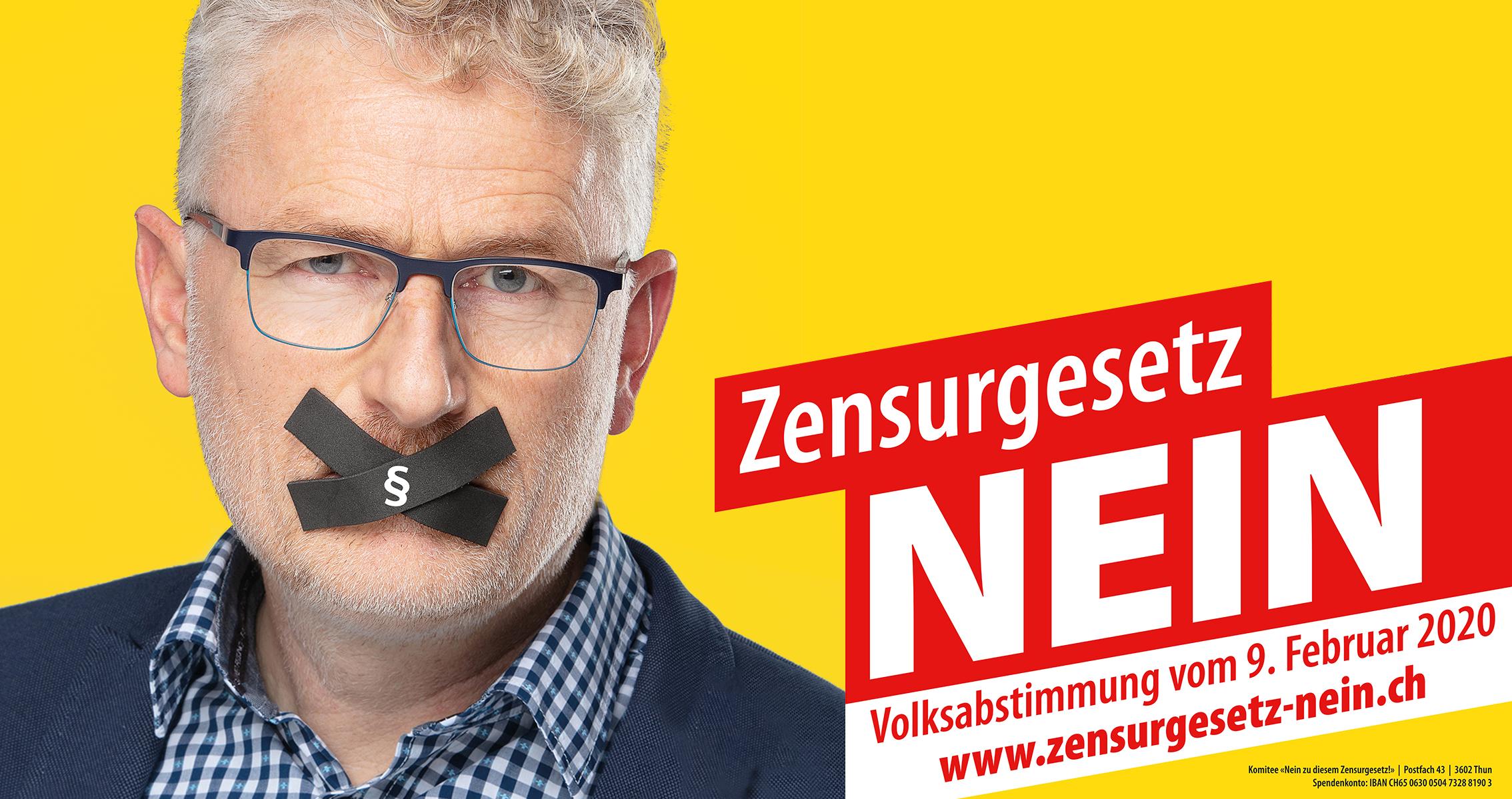 2x Nein – Minderheitenschutz braucht keine Zensur